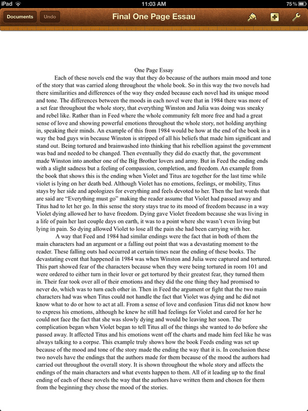 essay on the most influential person in my life